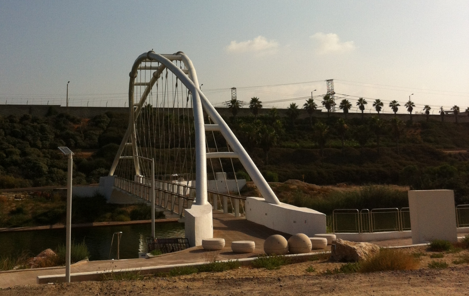 גשר נחל אלכסנדר
