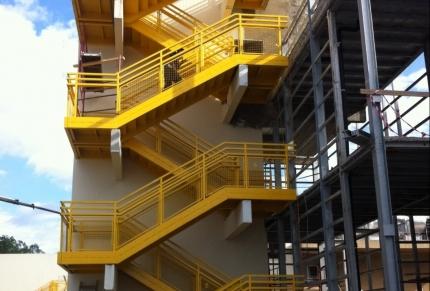 מדרגות חרום וולפסון פתח תקווה